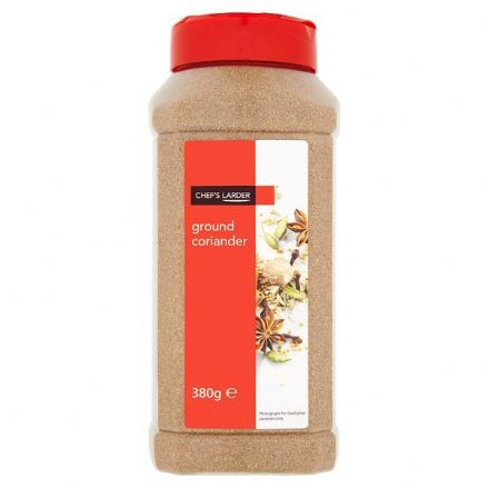Chef's Larder Ground Coriander 380g